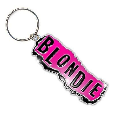 Blondie Keyring Keychain Punk Band Logo New Official Metal One Size • 5.50£