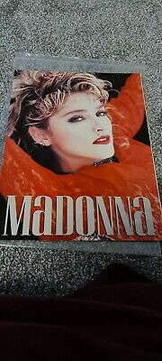 Madonna Original Virgin Tour Programme From 1985 Plus 5 Other Programmes.  • 150£