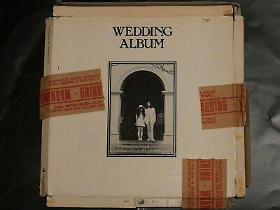 The Beatles Wedding Album With Inserts - Extremely Rare - L@@k    S • 42£