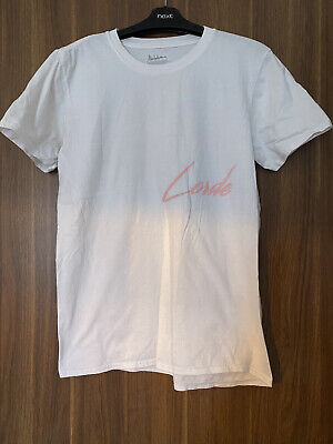 Lorde Melodrama T Shirt - Lorde Melodrama Tour 2017 T-shirt Size Medium • 17.50£