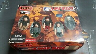 Limp Bizkit Smiti Playset Numbered Limited Edition  • 9.99£