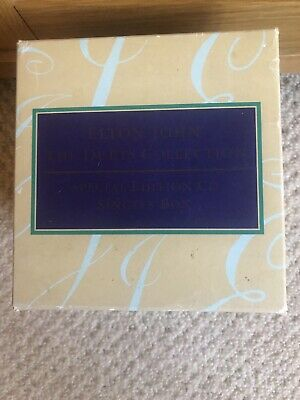 Elton John The Duets Collection Promo Box Set VERY RARE 16 X CD - Collectible • 249£