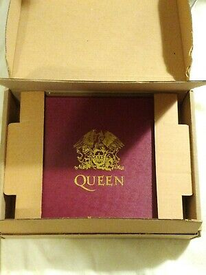 QUEEN - A BOX OF TRICKS Mostly AS NEW In Original Outer Carton • 85£