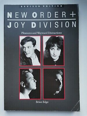New Order + Joy Division Book  • 5£