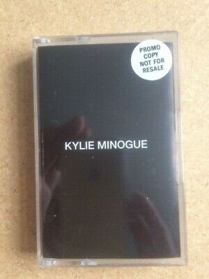 KYLIE MINOGUE Original Promotional Cassette KYLP1 1994  • 200£