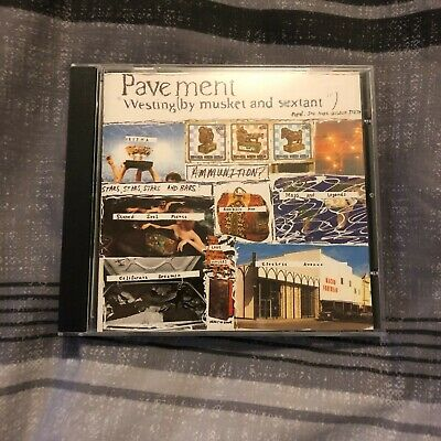 Pavement - Westing (By Musket And Sextant) CD Pixies Dinosaur Jr • 1.99£