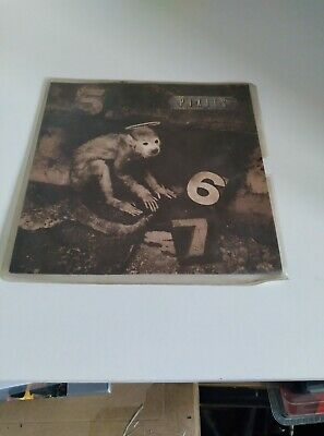 The Pixies Monkey Gone To Heaven 7  Signed By Joey Santiago And Kim Deal • 20£