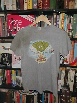 Green Day Dookie T Shirt/Patch Size Small • 1.40£