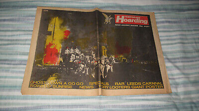 Temporary Hoarding  Aug  1981   Newspaper • 19.95£