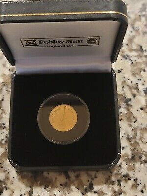 Brian May 2020 Red Special GOLD Sixpence Coin - Queen • 62£