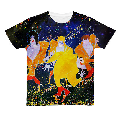 A Kind Of Magic Unisex Printed All Over T-Shirt LARGE (Queen Freddie Mercury) • 0.99£