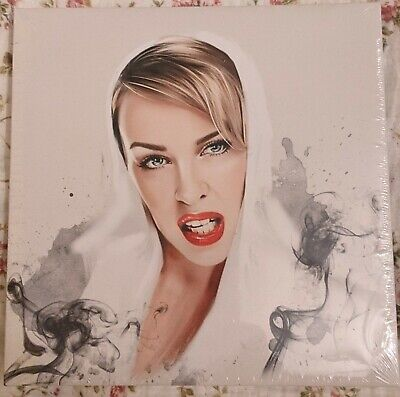 Kylie Minogue Canvas. Size 8x8. Brand New Still Sealed • 16£