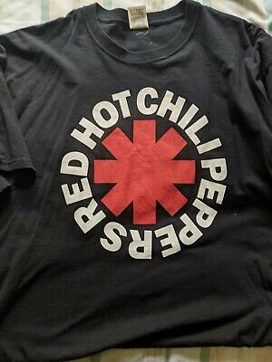 Red Hot Chili Peppers UK Tour 2016 Shirt Size XL • 4.99£