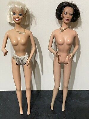 The Spice Girls Dolls - Posh & Baby. Excellent Condition • 8£