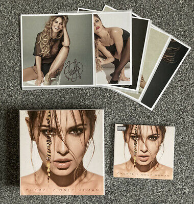 SIGNED Cheryl Only Human Album Box Set - Collectors Edition • 50£