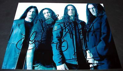 Type O Negative Band Pp Signed 10x8  Photo Repro Steele • 5.49£