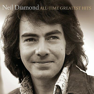 Neil Diamond All-time Greatest Hits Cd (very Best Of) • 6.25£
