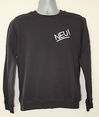 Neu! Sweatshirt Pocket Logo Cluster Sonic Youth Neu Can Jumper Sweater T-shirt • 19.99£