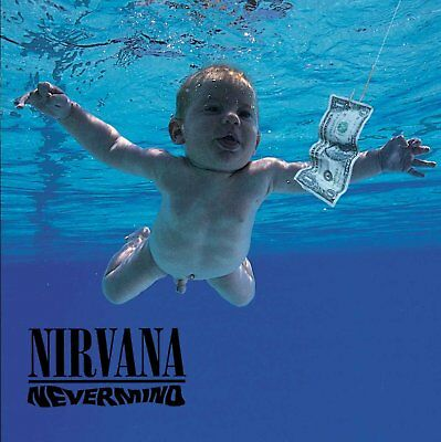 Nirvana - Nevermind 180 Gram Vinyl Lp Album • 14.50£