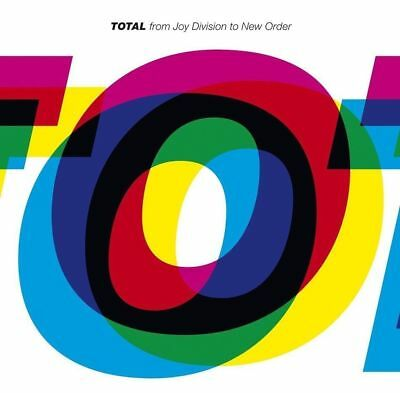 New Order / Joy Division Total The Best Of Joy Division & New Order Double Vinyl • 20.50£