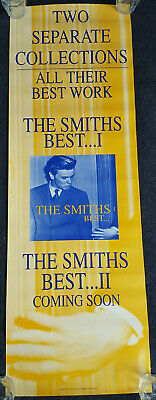 The Smiths - Best..1, Two Seperate Coll, Very Rare US Original Promo Poster. • 90£