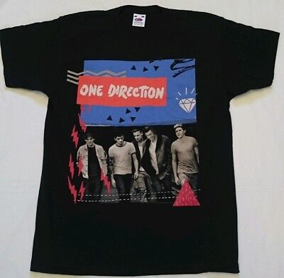 One Direction- Where We Are Tour 2014-t Shirt-size 12/13 Years Old-NEW • 7.99£