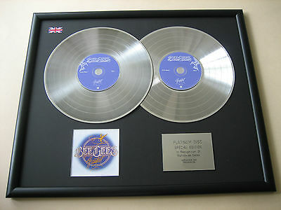 BEE GEES Greatest DOUBLE CD DISC Platinum Presentation • 99£