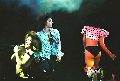 PRINCE In Concert LOVESEXY TOUR 1988! 60 Rare PHOTOS! Wembley Arena. Not Cd. • 14.95£