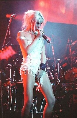 TRANSVISION VAMP In Concert 1991 80 RARE PHOTOS! Little Magnets Tour WENDY JAMES • 18.95£