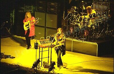 RUSH In Concert 1978! 30 Rare PHOTOS! Farewell To Kings' Tour! Not Cd  • 8.95£