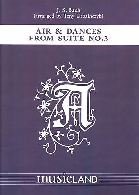 Air & Dances From Suite No. 3 • 9.99£