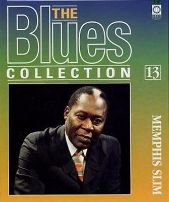 Memphis Slim Blues Magazine With Free CD • 11.77£