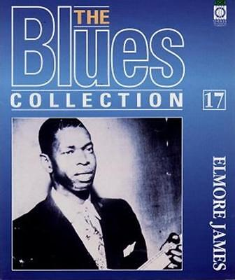 Elmore James Blues Magazine With Free CD • 11.77£