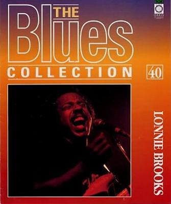 Lonnie Brooks Blues Magazine With Free CD • 11.77£