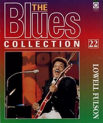 Lowell Fulson Blues Magazine With Free CD • 11.77£