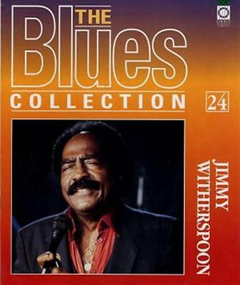 Jimmy Witherspoon Blues Magazine With Free CD • 11.77£
