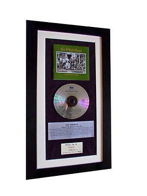 WATERBOYS Fisherman's Blues CLASSIC CD QUALITY FRAMED!! • 44.95£
