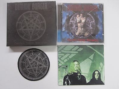 Dimmu Borgir - Purtinatical Euphoric Misanthropia (deluxe Black Box Edition) • 24.95£