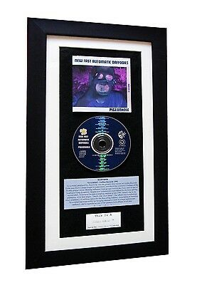 NEW FAST AUTOMATIC DAFFODILS CLASSIC CD Album QUALITY FRAMED+EXPRESS GLOBAL SHIP • 44.95£