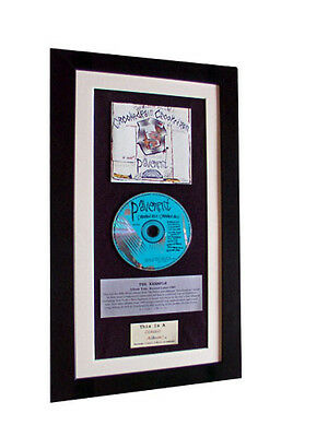 PAVEMENT Crooked Rain CLASSIC CD Album QUALITY FRAMED! • 44.95£