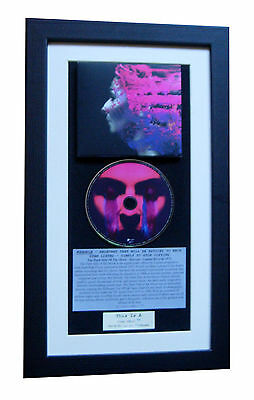 STEVEN WILSON Hand Cannot CLASSIC CD Album TOP QUALITY FRAMED+FAST GLOBAL SHIP • 44.95£