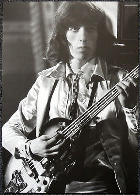 The Rolling Stones Poster Page 1968 Bill Wyman . 1 • 5.99£