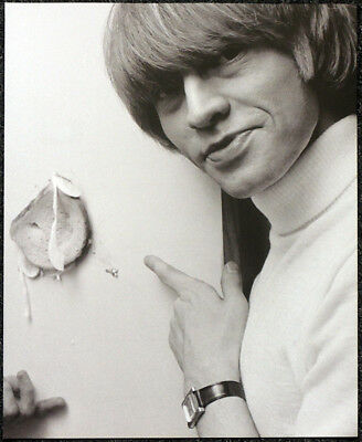 The Rolling Stones Poster Page . 1965 Brian Jones . I31 • 5.99£