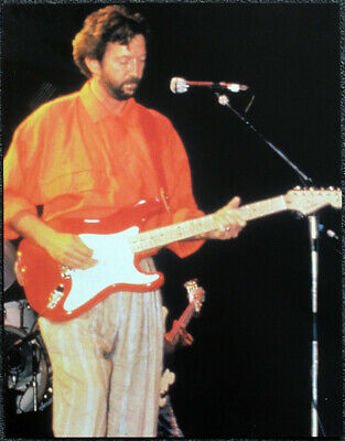 Eric Clapton Poster Page . L18 • 5.99£