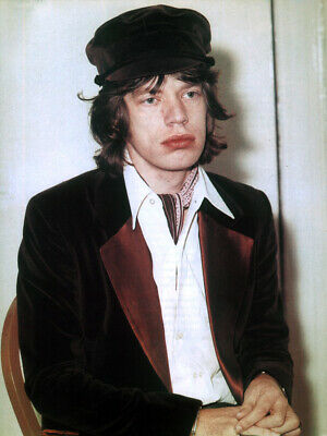 The Rolling Stones Poster Page . Mick Jagger Portrait . P1 • 5.99£