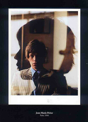 Mick Jagger Poster Page 1966 The Rolling Stones . F5 • 5.99£