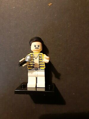 Freddie Mercury  Mini Figure Queen Comp Lego • 2.99£