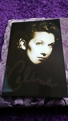 Celine Dion - Falling Into You... Around The World Tour Programme • 20£