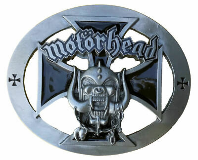Motorhead Belt Buckle • 30£