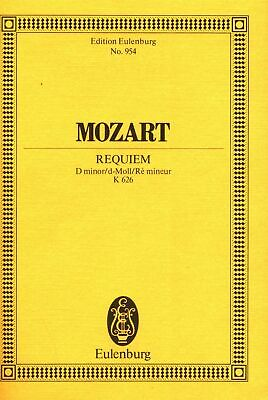 Requiem, K. 626 In D Minor: In D Minor • 10.50£
